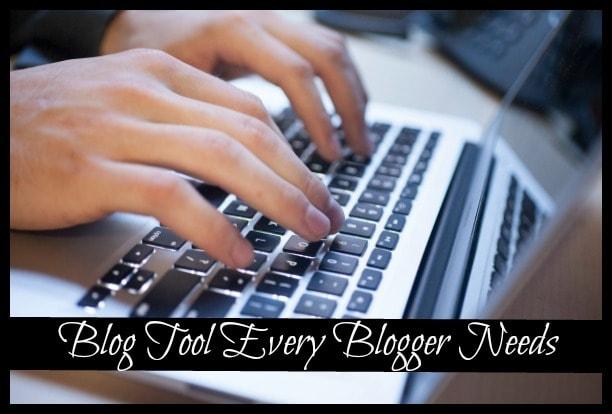 blog tool
