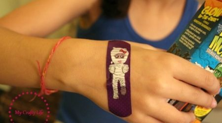 Boo Boo Monsters Bandages Review And FLASH Giveaway!