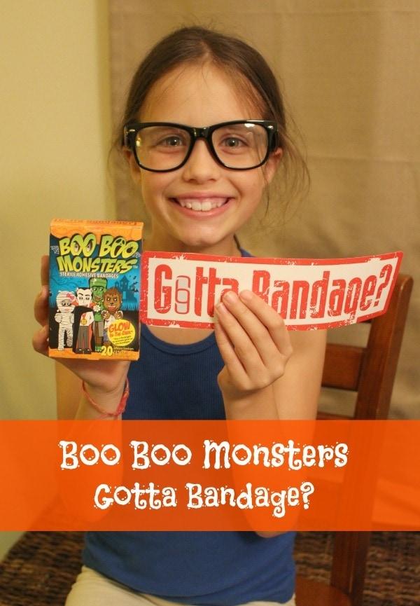 gotta bandage - boo boo monsters