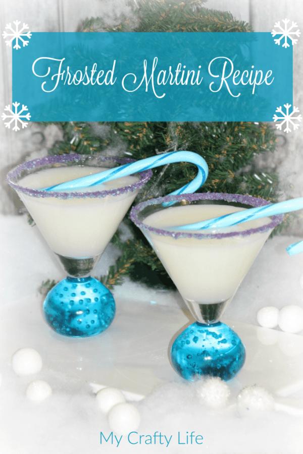 Frosted Martini Recipe