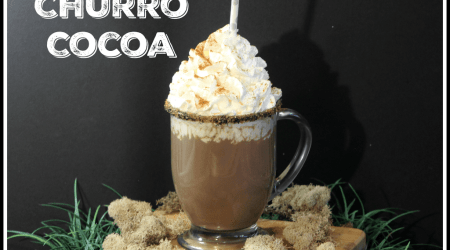 Han Solo Churro Cocoa Recipe