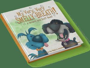 My Very Very Smelly Breath Pet Dental Care - My Crafty Life