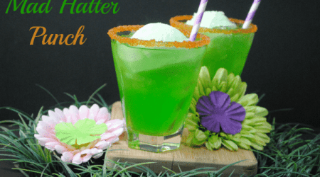 Mad Hatter Punch Recipe
