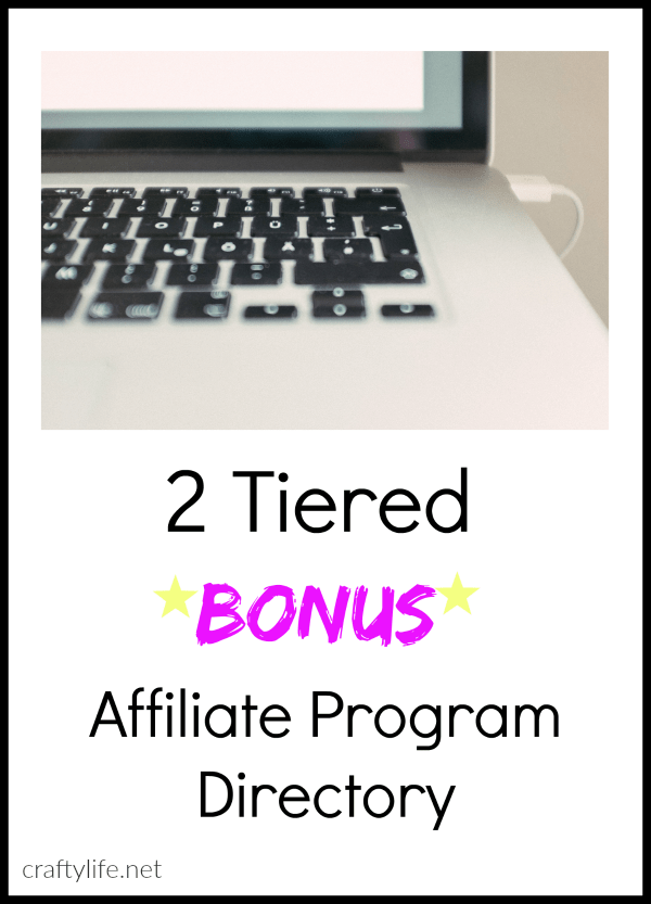 How to profit from ShareASale's 2 Tier Affiliate Program