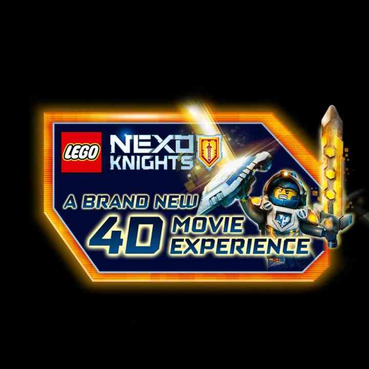 New 4D LEGO® NEXO KNIGHTS™ Movie Experience Premiers at LEGOLAND® Discovery Center Chicago on June 10