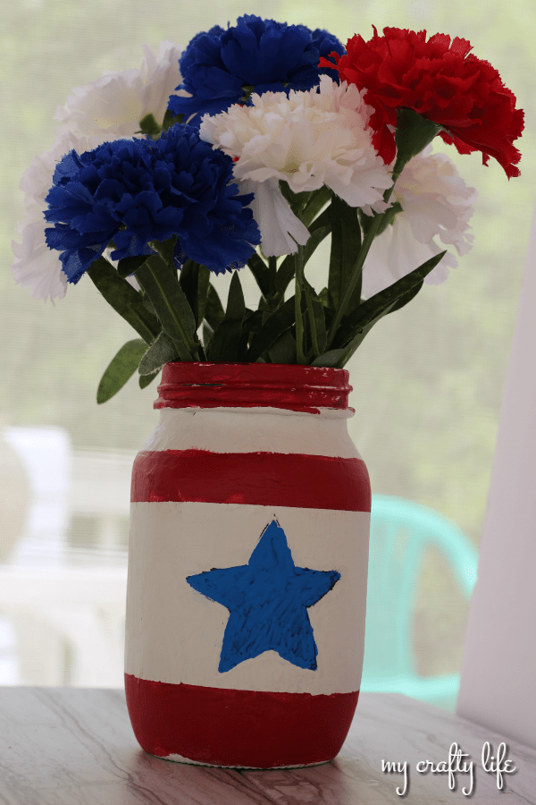 mason jar - my crafty life