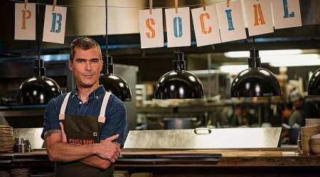 Hugh Acheson Joins Punch Bowl Social as Culinary Partner #punchbowlsocial