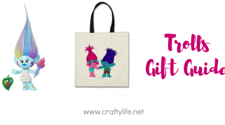 Trolls Gift Guide! #THEGiftGuiders