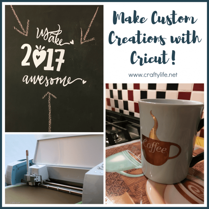 What you can make with your Cricut is limitless.
