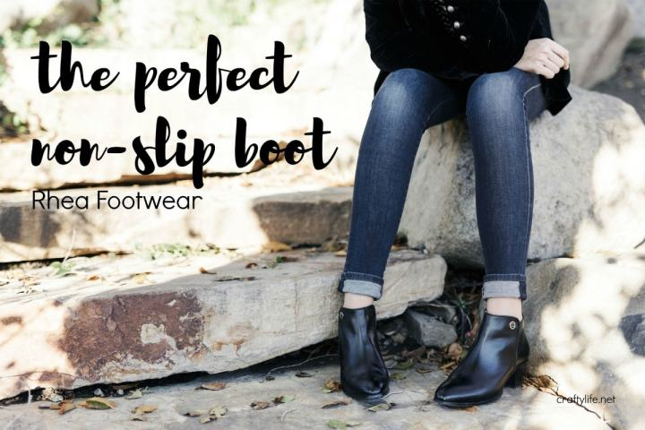 The perfect non-slip boot - Rhea Footwear The perfect non-slip boot - Need a functional, cute, comfortable, versatile boot or slide to finish your outfits?