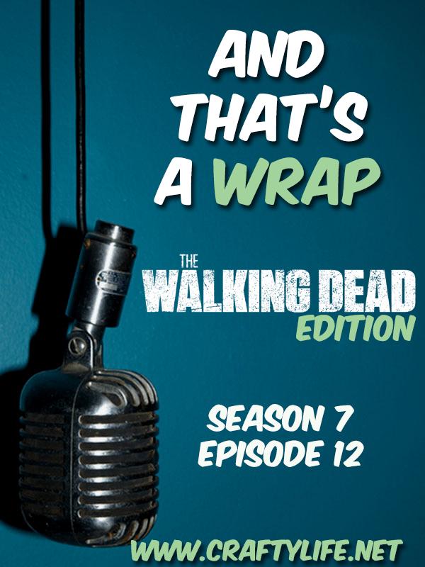 The Walking Dead S7Ep 12