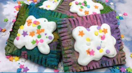 Unicorn Poop Toaster Pastry Tarts Recipe