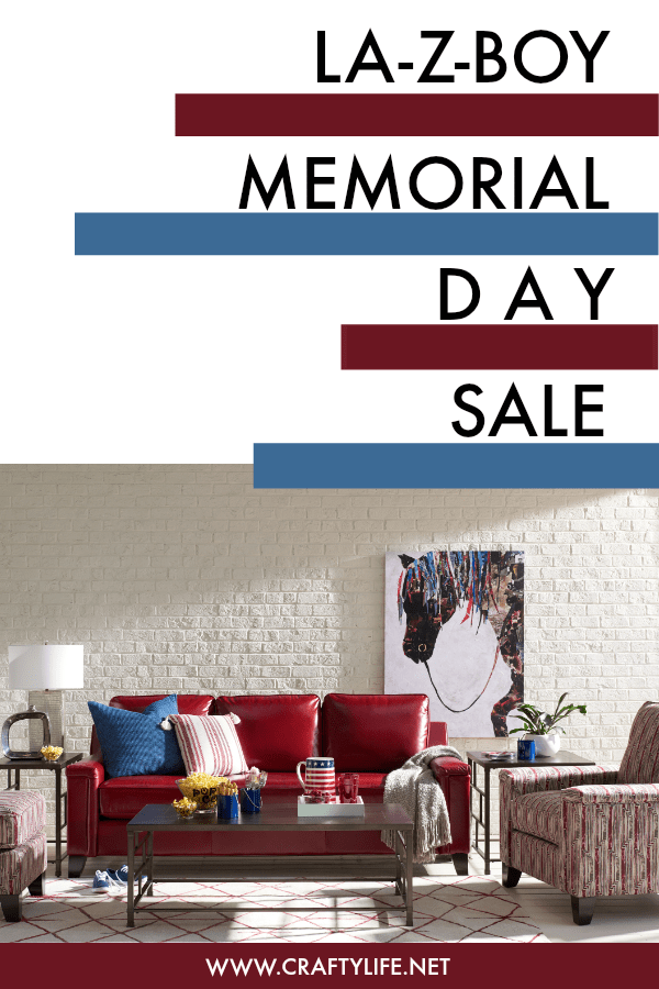 Summer style starts here. Shop the La-Z-Boy Memorial Day Sale for living room sets, chairs and more. The deals end May 29th!