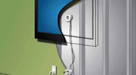 Legrand – In Wall Power Kit