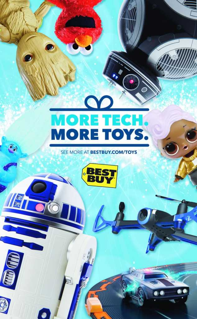 Hottest tech holiday toys
