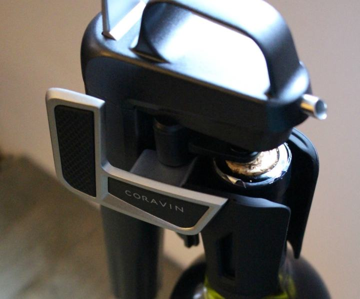 Coravin is the first and only system in the world that gives wine lovers the freedom to pour any wine, in any amount, without removing the cork.