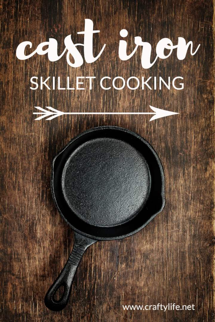 It's amazing how versatile cooking in cast iron cookware is, not to mention how flavorful it makes any recipe.