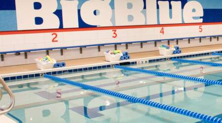 Take The Plunge At Big Blue Swim School