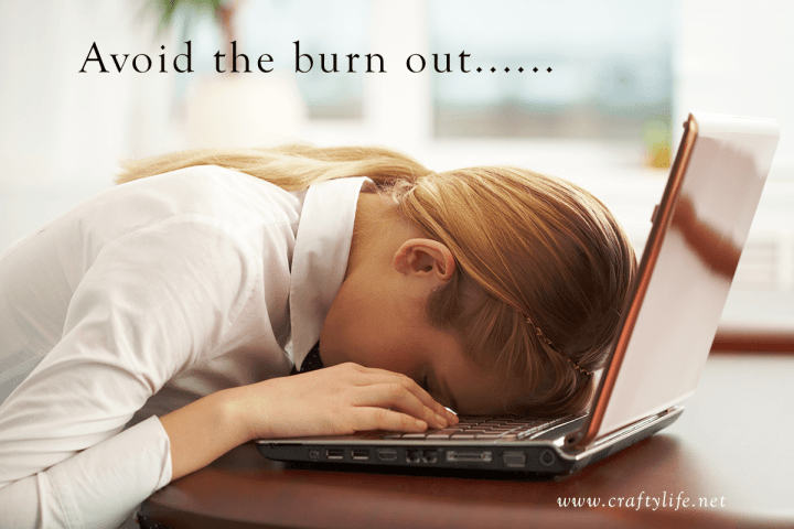 Why It's So Important to Take Care of Yourself - Burn Out