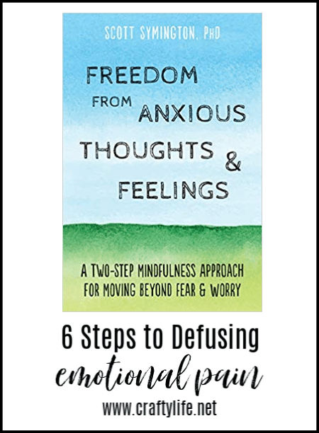 6 steps to defusing emotional pain