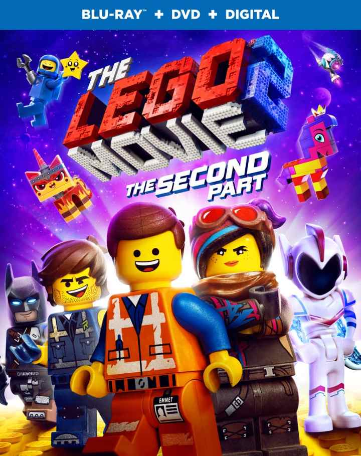 The Lego Movie: The Second Part Cover