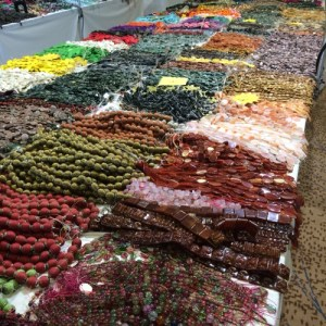bead stash finds