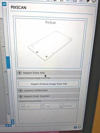 pix scan image