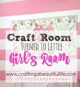 little girl room square