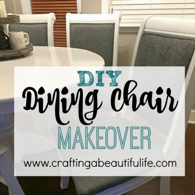 DIY: Dining Chair Makeover