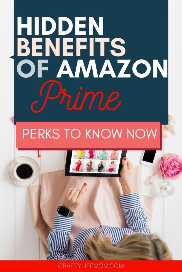 Learn the Must Know Now benefits of an Amazon Prime membership. These perks alone are worth more than the cost of membership. #amazon #amazonprime #amazonmembership