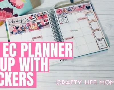Planner SetUp – How I Plan