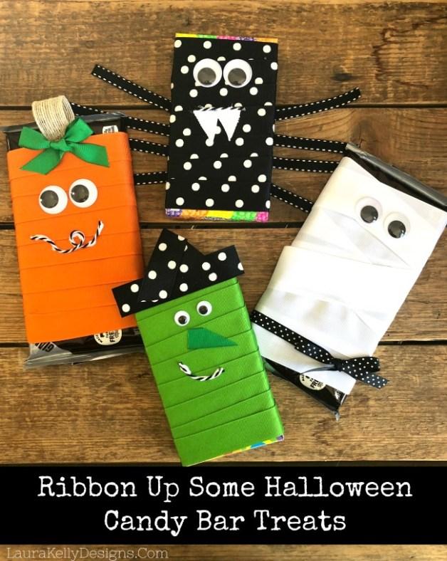 Halloween Candy DIYs