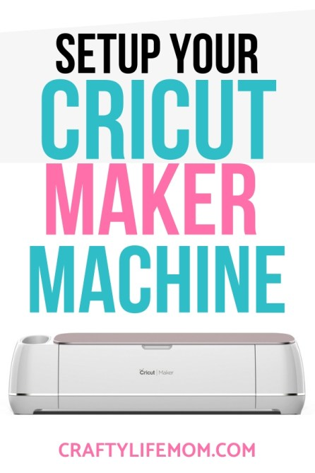 Setup and get started with your Circut Maker machine. Pull it out of the box and make your first project with this tutorial.