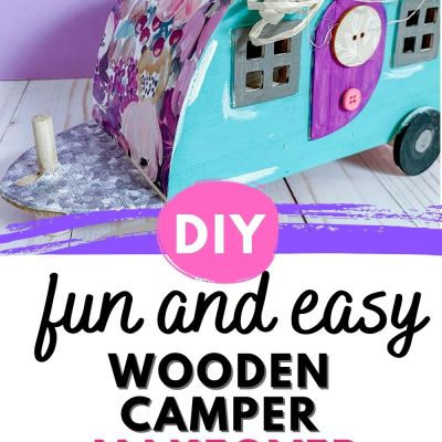 Wood Camper DIY
