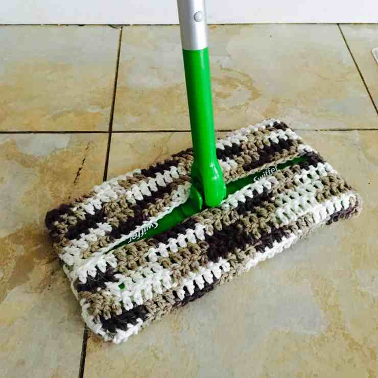 Reusable Swiffer Mop Cover