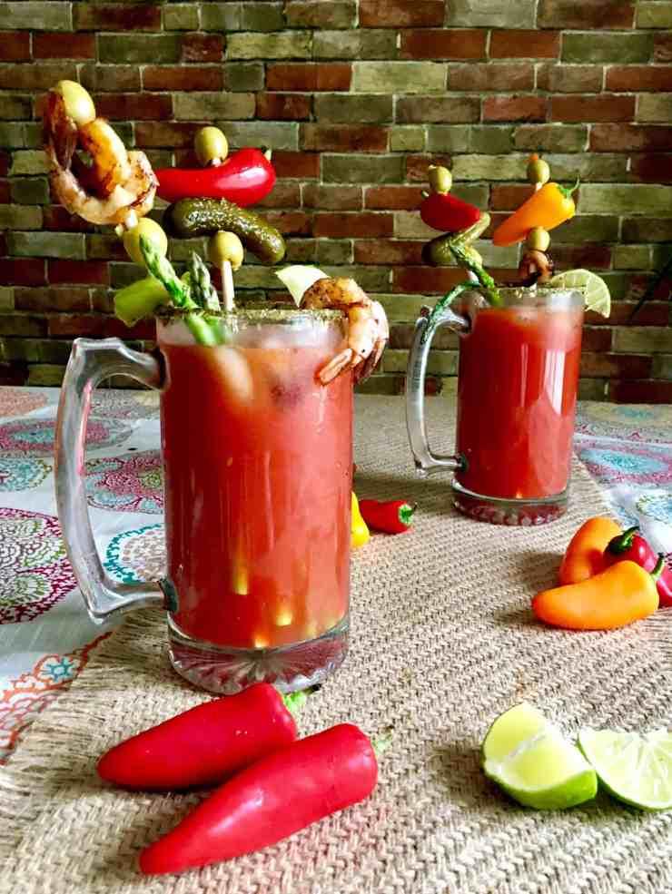 Killer Bloody Mary Recipe
