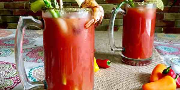 Killer Bloody Mary Recipe