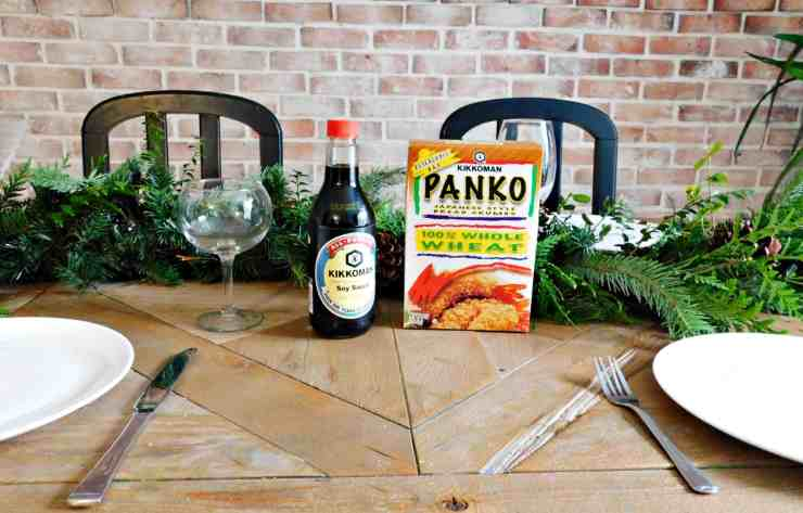 Holiday Tabletop Swag
