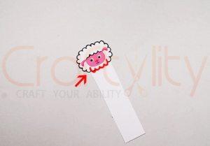 Cute Long Animal Bookmark