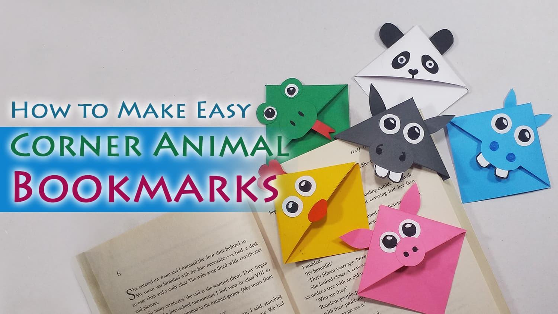 make a book marker