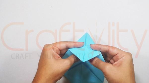 Origami Rabbit - 16