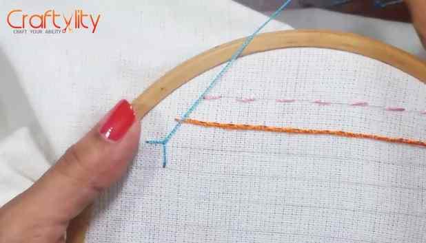 Blanket Stitch - 03