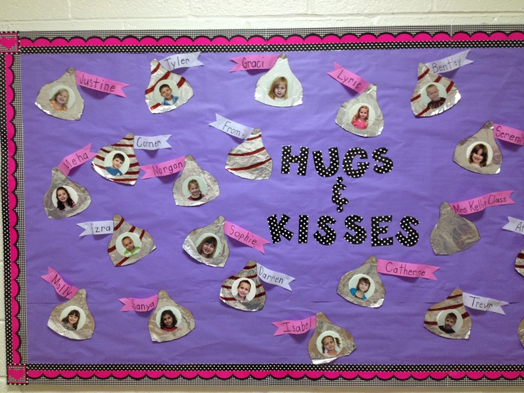 Valentines Day Bulletin Board Ideas For The Classroom