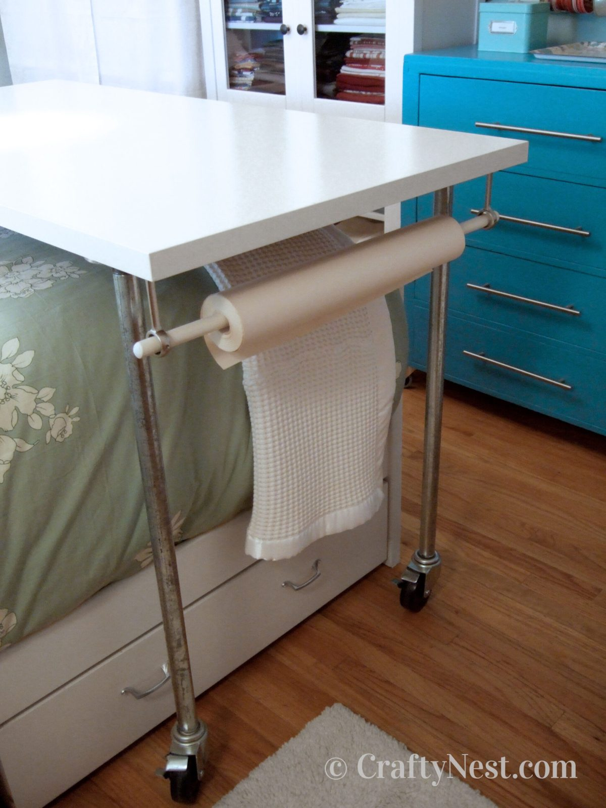 Over-the-bed table, photo