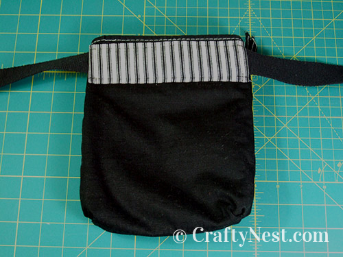 Sew top and bottom, photo