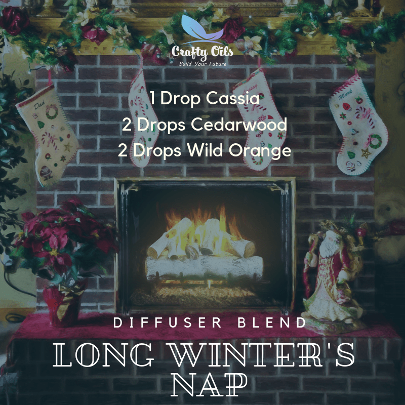 Long Winter's Nap Diffuser Blend