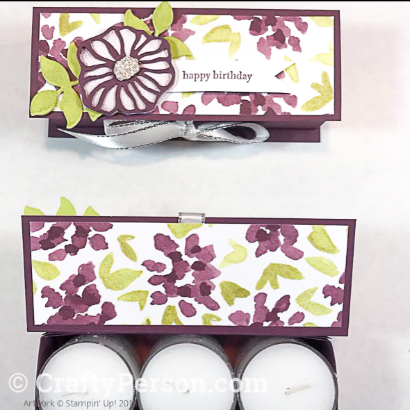 JH12-Oh So Eclectic Tea Light Box