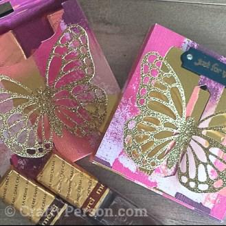 LA19-Merci Butterfly Chocolate Box