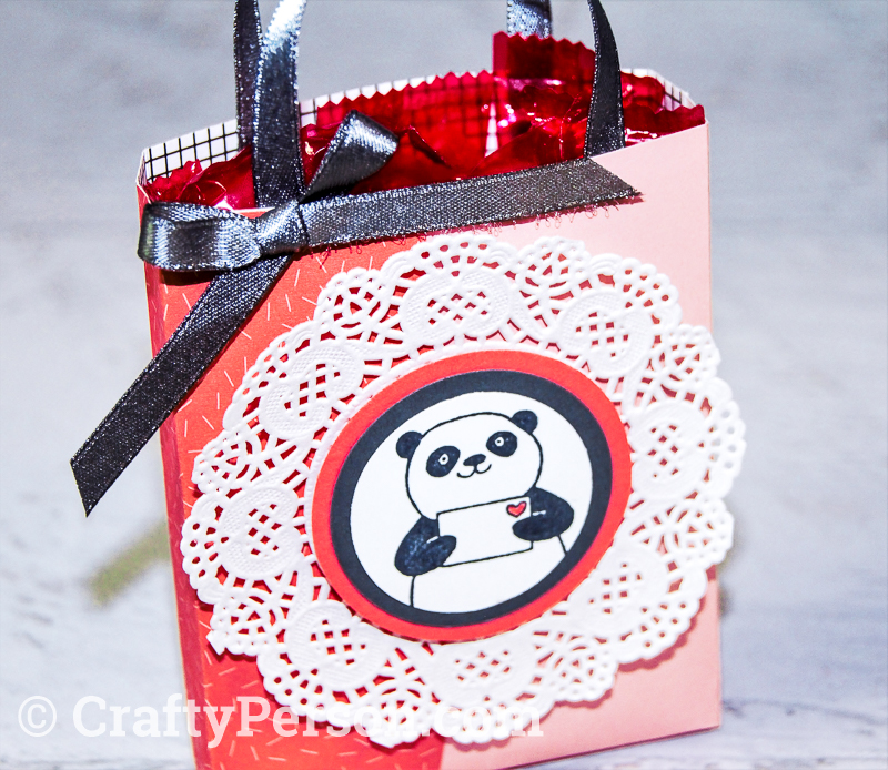 Sale-a-Bration Mini Gift Bag