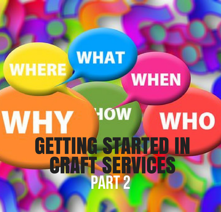 craft services provider